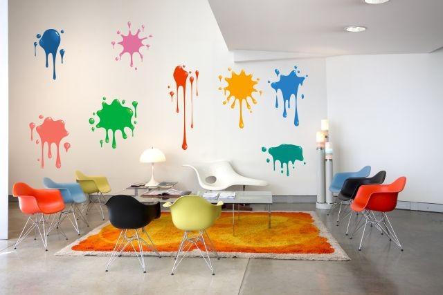 Barvy na zeď do dětského pokoje
